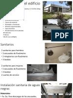Instalaciones en La SEPI ESIME AZC