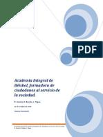 UNIMET Proyecto Para Concurso 2014-2015