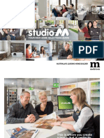 Metricon Studio-M House Product Catalogue