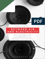Between Air and Electricity_ Microphones a - Cathy van Eck.pdf