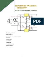 Fuente Regulable de Voltaje Resumen[1]