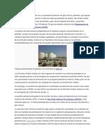 Los Emiratos Árabes Unidos es un importante productor de gas natural y petróleo.docx