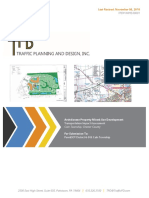 Traffic Planning and Design Inc Traffic Study for PennDOT District 6-0 & Caln Twp
