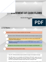 Chapter 13 Statement of Cash Flow