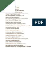 Bande Hain Hum Uske Lyrics.docx