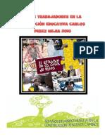 FOLLETO NIÑOS TRABAJADORES EN LA I.E.C.P.M. EQUIPO #6 11A