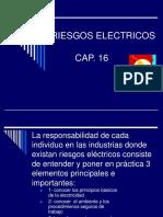 Cap 16 - Riesgos Electricos
