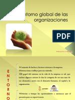 2) El Entorno Global de Las Organizaciones