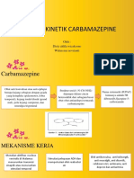 Farmakokinetik Carbamazepine