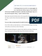 Thiết Kế Website Đẹp Theo Yêu Cầu Doanh Nghiệp Heesun