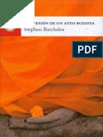 Batchelor Stephen - Confesion De Un Ateo Budista.pdf
