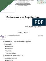 Tema 3 Protocolo y Su Arquitectura