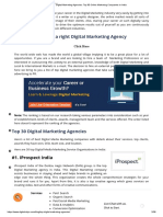 Digital Marketing Agencies_ Top 30 Online Marketing Companies in India