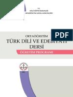 2017-Türk Dili ve Edebiyatı Öğretim Programı.pdf
