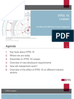 IFRS 16 Presentation