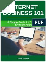 Internet Business 101