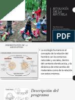 Primera Clase Ecología en La Escuela