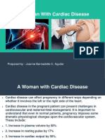 Cardiac Disease Report Jb