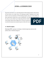 P2P Networking Project Report