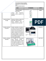 Materiales de Laboratorio Microbiologia, Esterilizacion y agares Nutritivos