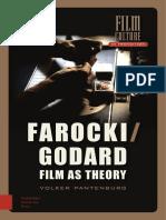 farocki / godard Film as theory