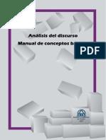 Dooley Robert Levinsohn Stephen - Analisis Del Discurso - Manual de Conceptos Basicos