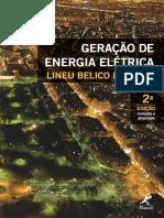 Livro Geracao de Energia Eletrica REIS Lineu Belico