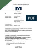 Propuesta Comparsa Arte Moderno - Comparsa 03-03-2019