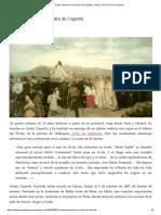 Santa Teresa en Un Cuadro de Caprotti – Teresa, De La Rueca a La Pluma