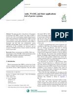 pmu power system applications