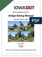 5254-Bridge Rating Manual
