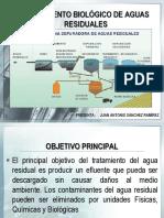 MICROBIOLOGÍA DE LODOS ACTIVADOS 25012019 ANALISIS DE BIOPRODUCTOS.pptx