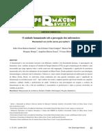 O cuidado humanizado sob a percepção dos enfermeiros.pdf