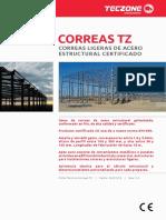 Correas TZ ES