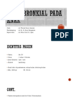 Asma Bronkhial