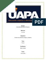 Tarea 1 de Estudio de Laliteratura Antigua y Medieval
