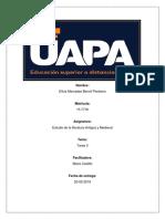 Tarea 2 de Estudio de La Literatura Antigua y Medieval.