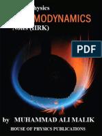 Complete Book Thermodynamics