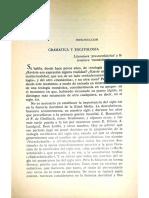 Gramatica y Escolàstica - Introducción