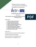 Mecanica de Suelo Informe 9