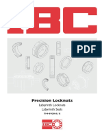 IBC Precision Locknuts