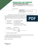 Surat Pengajuan p2k3 PT kci.pdf