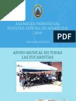 Informe Pastoral 2018