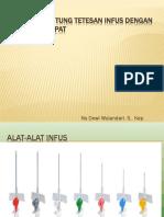 Cara Menghitung Tetesan Infus Dengan Tepat Dan Cepat.pptx