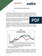 REPORTE DE EXPORTACIONES MAYO