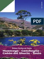 Huancayo Canchayllo Canon de Shucto Tanta