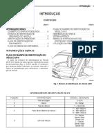 manual de manutenção - introdução