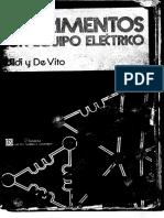 Experimentos Con Equipos Electricos