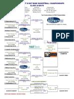 Updated PIAA District-III 5A boys brackets