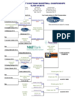 Updated PIAA District-III 4A boys brackets